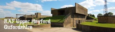 RAF Upper Heyford, Oxfordshire