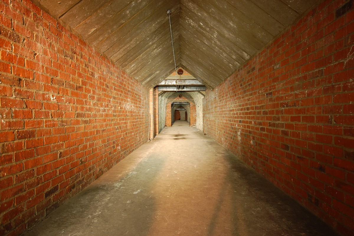 Foxenden Quarry Deep Shelter