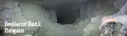 Bedlams Bank Firestone Quarry, Reigate
