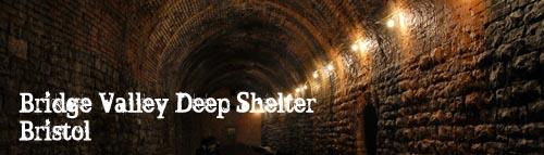 Bridge Valley Road Deep Shelter, Bristol
