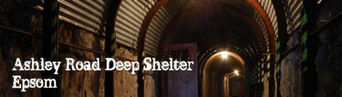 Ashley Road Deep Shelter, Epsom