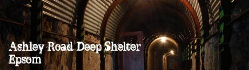 Ashley Road Deep Shelter, Epsom
