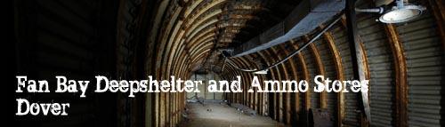 Fan Bay Deep Shelter, Dover