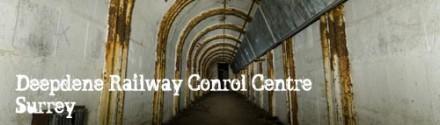 Dorking Deepdene Railway Control Centre