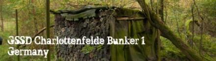 Soviet Bunkers in Charlottenfelde, Germany