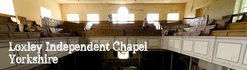Loxley Independent Chapel, Sheffield