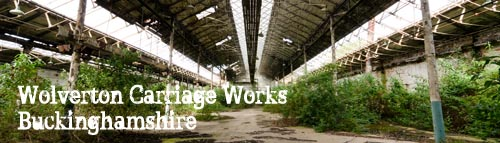 Wolverton Railway Works, Buckinghamshire
