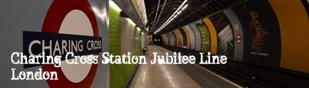 Charing Cross Jubilee Line and Ventilation Areas