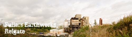 La Porte Fullers Earth Works, Redhill