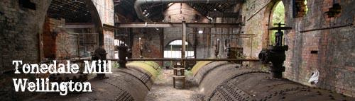 Tonedale Mill, Wellington, Somerset