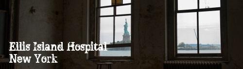Ellis Island Immigrant Hospital, New York