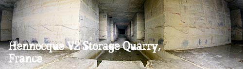 Hennocque V2 Storage Quarry, France